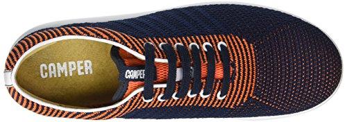 Camper Pelotas Xl, Zapatillas para Mujer Azul (Dark Blue 002)