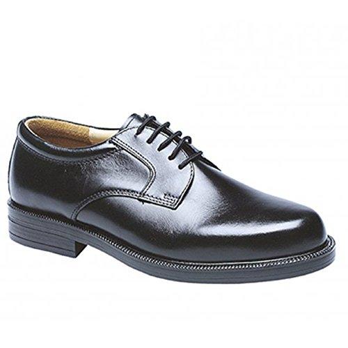 Scimitar - Zapatos de cordones para hombre Negro negro