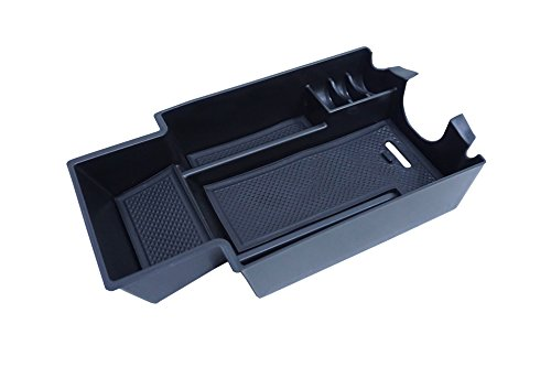 Interior Accessories Vesul Armrest Secondary Storage Box Glove Pallet Center Console Tray Fits on Mercedes-Benz Benz CLA-Class CLA45 AMG CLA250 GLA-Class GLA250 GLA45 AMG 2014 2015 2016 2017 2018 2019 Automotive
