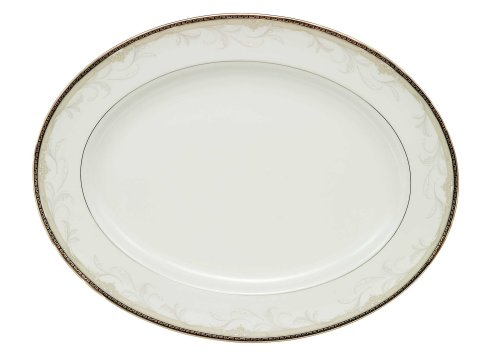 Waterford China Brocade Platter