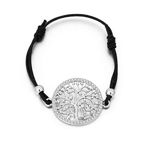 Modern Women Jewelry Creative National Wind Weaving Bracelet Female Life Tree Hand Rope Jewelry,Sal 05747 and Hittic
