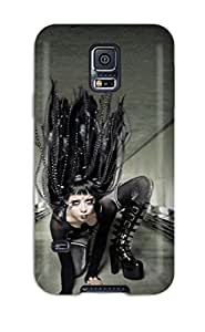 Keyi chrissy Rice's Shop Design High Quality Gothic Dark Cover Case With Excellent Style For Galaxy S5