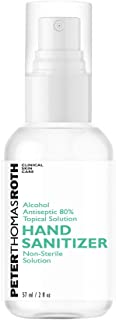 product image for Peter Thomas Roth Hand Sanitizer Alcohol Antiseptic 80% Topical Solution, 2 fl. oz.