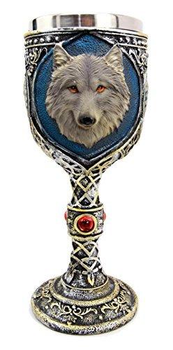Calice Medieval Lobo