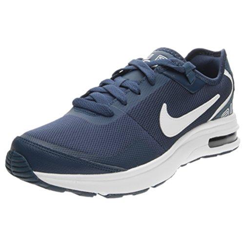 Jungen Weiß Blau Nike Gymnastikschuhe Blau n0dwqq16p