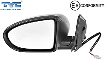 RH RHS Right Electric Door Mirror Prime 5 Pins For Nissan Dualis 2007~2014 J10