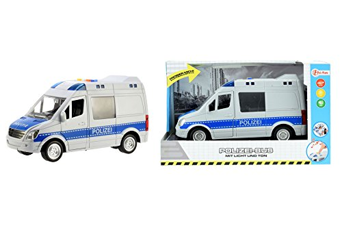 (Toi-toys-Super Coach Police Vehicles, 24053a, Multi Functions)