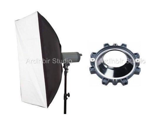 Ardinbir Studio 80cm x 120cm Softbox Diffuser for AlienBees, Balcar and White Lightning Flash Monolights by Ardinbir Studio