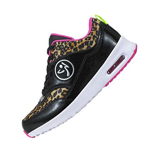 Nero Sneaker Della Aria Donne Delle Zumba Classico Moda v77wrOqd