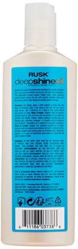 RUSK Deepshine Oil Protective Oil Treatment, 4 fl. oz. by RUSK (Image #3)