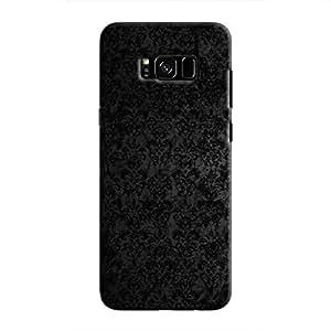 Cover It Up - Dark Classic Wallpaper Galaxy S8 Hard Case