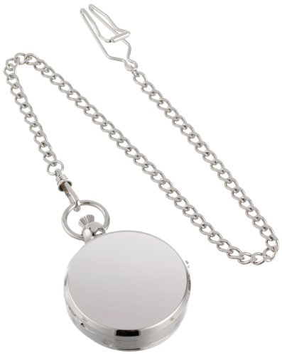 Charles-Hubert-3851-Quartz-Picture-Frame-Pocket-Watch
