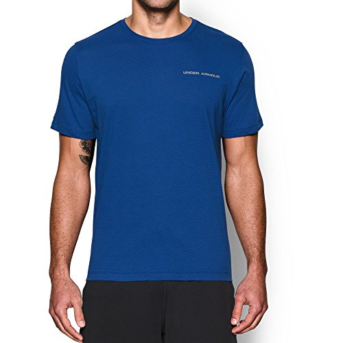 under-armour-mens-charged-cotton-t-shirt-royal-steel-medium