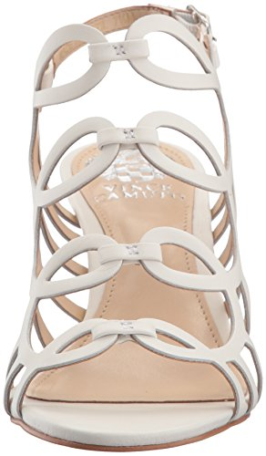 White Heeled Vince Petina Women's Camuto Sandal XTgvq