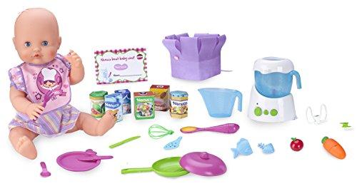 Nenuco 12386: muñeca bebé Chef Playset