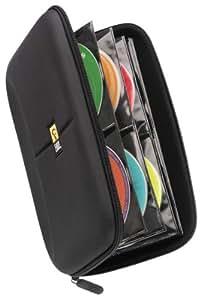 Amazon.com: Estuche de gran capacidad para CD Case Logic 48 ...
