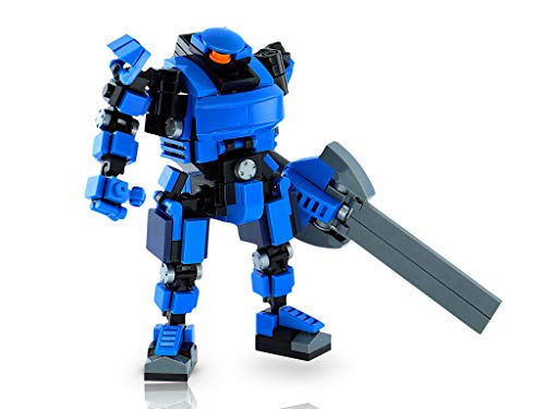 MyBuild Mecha Frame Keiji 5005 Mech Building Kit 5 Inches with Wonderful Articulation Compatible with All Major Brands