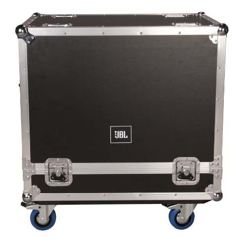 JBL Bags JBL-FLIGHT-VRX932-LAP Flight Case for (2x) VRX932-LAP, 1/2-Inch Plywood Construction, 3.5-Inch Casters and Truck Pack Exterior. by JBL Bags