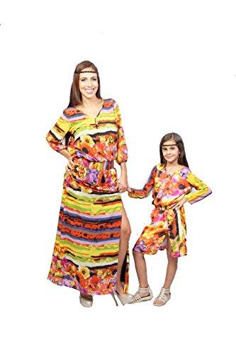 Hippie Chic Maxi Dress - 7