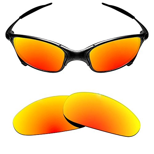 Kygear Replacement Lenses Different Colors for Oakley Juliet Sunglass Polarized