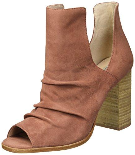 Chinese Laundry Kristin Cavallari Womens Lash Ankle Boot  Mauve Suede  7 M Us