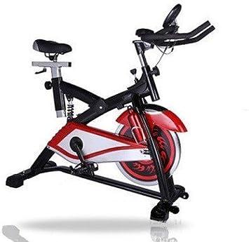 Bicicleta de spinning GK-17 con amortiguador, de 15 kg de disco de ...