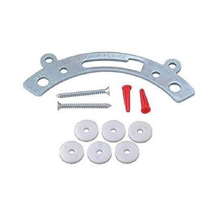 Amazon.com: Master Plumber 818-743 MP Toilet Flange Repair Kit: Home ...