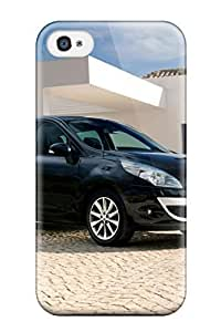 Awesome Renault Scenic 3 Flip Case With Fashion Design For Iphone 4/4s 9770126K50189328