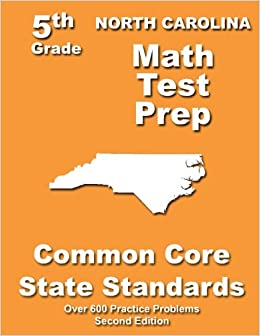 North Carolina 5th Grade Math Test Prep Common Core Learning