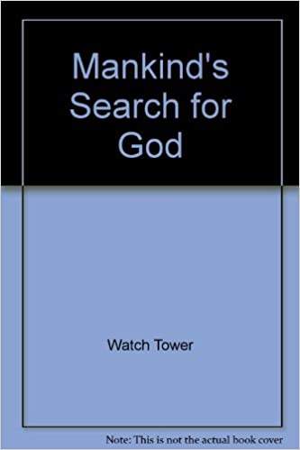 Mankind's Search for God: Watch Tower: Amazon com: Books