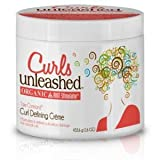 Organic Root Stimulator Curls Unleashed Take Command Curl Defining Creme, 16 Ounce