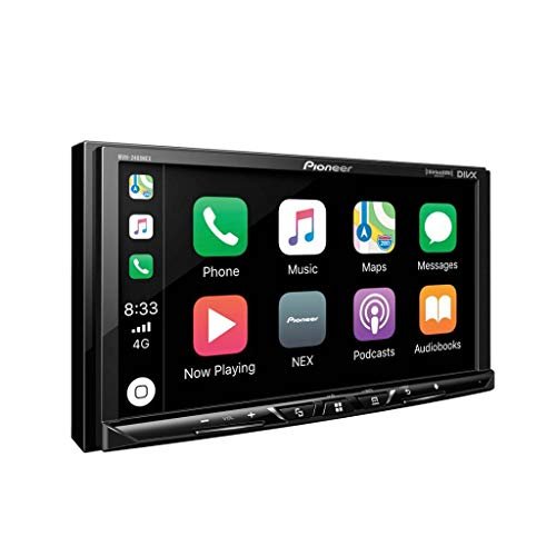 Pioneer MVH-2400NEX Digital Multimedia Video Receiver with CarPlay, Android Auto, Built-in Bluetooth and SiriusXM-Ready