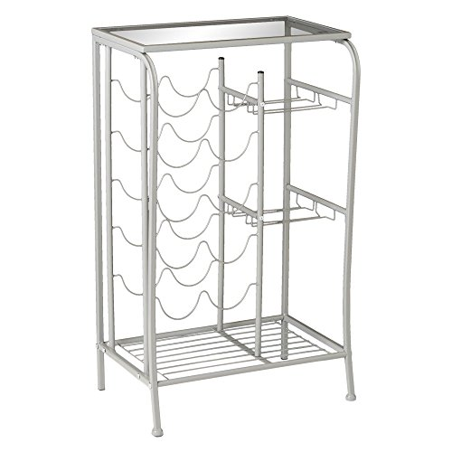 Southern Enterprises Marengo Storage Silver product image