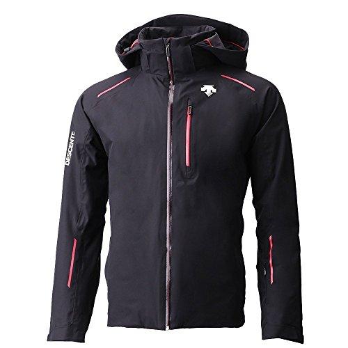 Descente Challenger Insulated Ski Jacket Mens Black