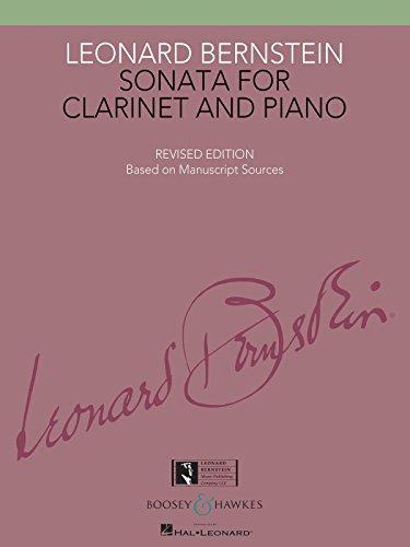 - Bernstein: Clarinet Sonata