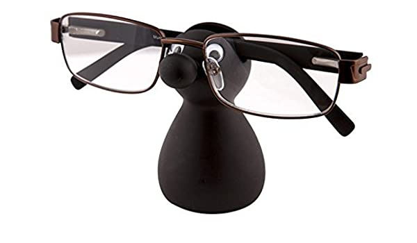 86947b53dbf Amazon.com  NEW SNOOZLE GLASSES STAND HOLDER SEAT FOR YOUR SPECS GIFT  STOCKING FILLER BOXED (BLACK) by Snozzles   Hooties  Beauty