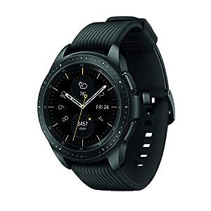 Samsung Galaxy Smartwatch (42mm) Midnight Black (Bluetooth) SM-R810NZKAXAR – US Version with Warranty &  Galaxy Buds, Bluetooth True Wireless Earbuds, Black