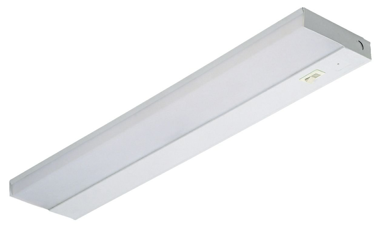 Royal Pacific 8976WH Fluorescent Under Cabinet Light, 21-Inch
