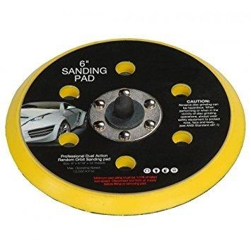 DA Palm Sander Polisher Backing Pad 150mm 6' Hook & Loop 5/16 Thread simply - refinishing