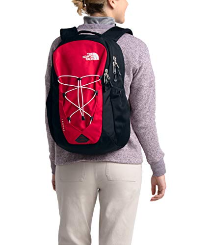 Dark Red Face (The North Face Jester, TNF Red/TNF Black,)