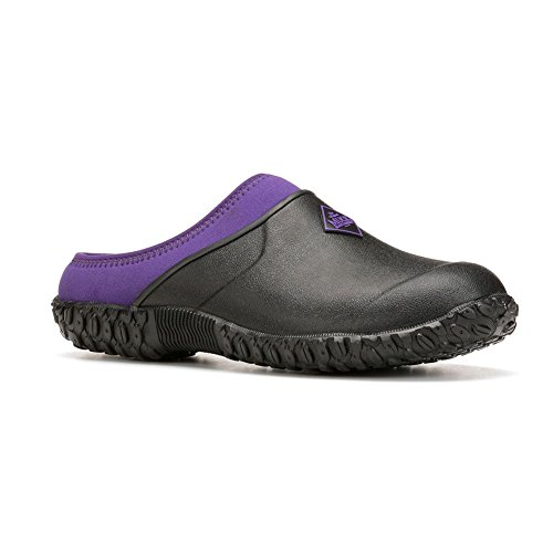Muck Boot Women's Muckster Clogs, Black, 11 M