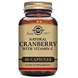 Cheap Solgar – Natural Cranberry with Vitamin C, 60 Vegetable Capsules