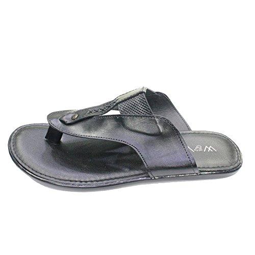 Nero amp; UK Uomo Walk Sandali Wear CYwX8qw