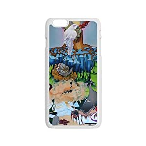 Abstract artistic painting Phone Case for iPhone 6Kimberly Kurzendoerfer