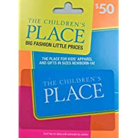 Deals on $50 The Childrens Place Gift Card