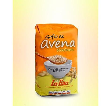 Gofio De Avena Gofio La Piña 450G: Amazon.es: Alimentación y bebidas
