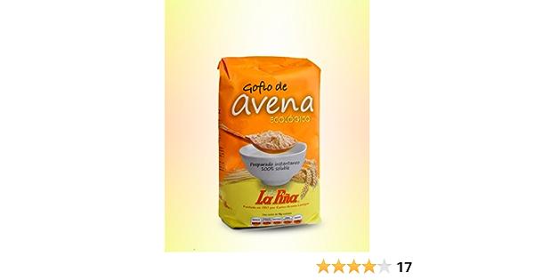 Gofio De Avena Gofio La Piña 450G: Amazon.es: Alimentación ...