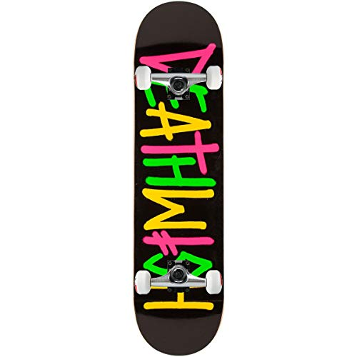 Deathwish Skateboard Complete Deathspray Multi OG 8.25