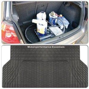 Amazon.es: Calidad Negro Super Heavy Duty grosor protección de goma para maletero maletero para Seat Leon Mk1 y Cupra R - Tapacubos para ajuste seguro