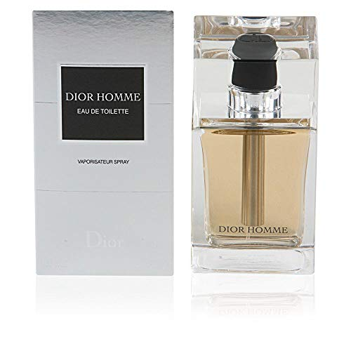 Dior Homme By Christian Dior For Men. Eau De Toilette Spray 3.4 Ounces Dior Homme Mens Leather